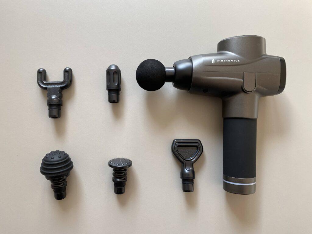 Taotronics Massagepistole Test Übersicht